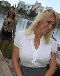 Charlee Look for & Samantha Faye