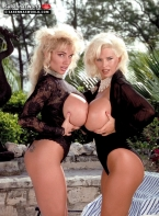 SaRenna And Lisa Lipps