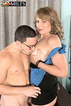 Catrina bonks her topmost friend's son