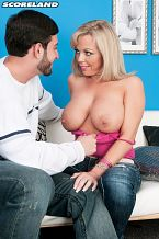 Amber Lynn Bach: Discharge Your Sperm In Me
