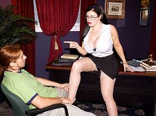 Daphne Rosen Bonks Her Employee